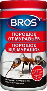 Порошок BROS от муравьев банка 250гр.