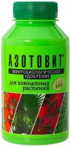 Азотовит для комнатных растений 220 мл.