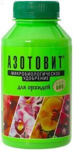 Азотовит для Орхидей 220 мл.