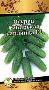 Огурец Сибирская гирлянда 10 шт.