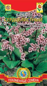 Бадан Сердцелистный 0,01 гр.