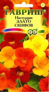 Настурция Злато Скифов смесь 1 гр.