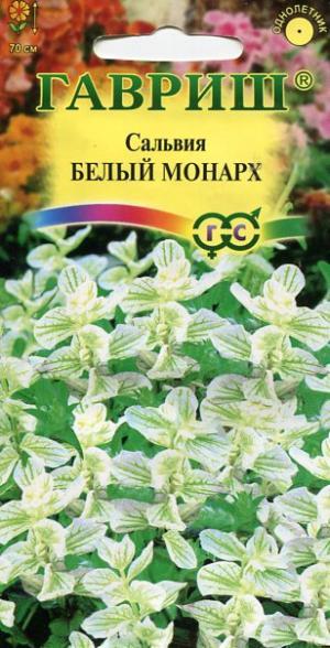 Сальвия Белый монарх 0,05 гр.