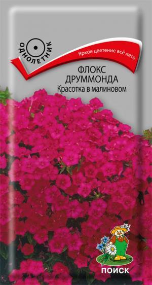 Флокс Красотка в малиновом 0,1 гр.