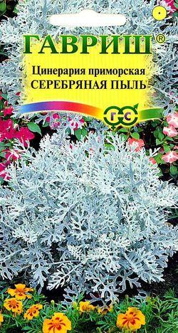 Цинерария Серебряная пыль 0,1 гр.