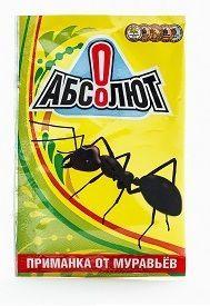 Абсолют Приманка от сад.и дом.муравьев пакет 5гр.