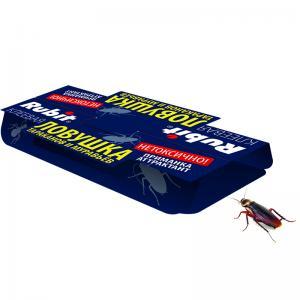 Ловушка клеевая Домик Рубит от тараканов
