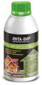 Средство для биотуалета Инта-Вир 0,5 л.
