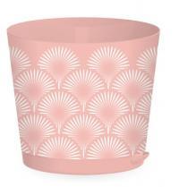 Горшок 2 литра Easy Grow Розовый сад с прикорневым поливом диаметр 160мм (ING47016РС)