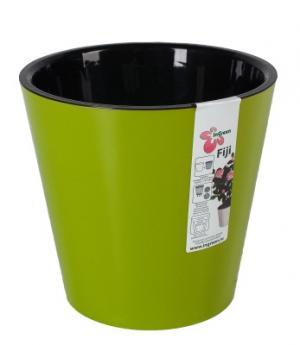 Горшок 5литров Фиджи, салатовый (диаметр =230мм)  (ING1555СЛ)