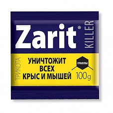 Гранулы Зарит (сыр) 100гр.