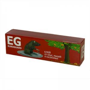 Клей EUROGUARD от грызунов 135гр.