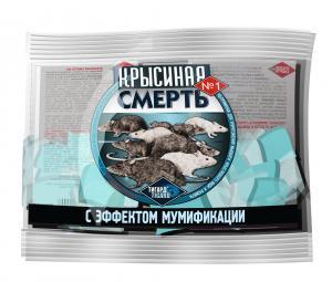 Крысиная смерть №1 100 гр.