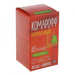 Жидкость Комарофф НАРОДНЫЙ 45 ночей