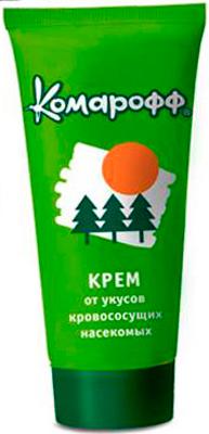 Крем Комарофф пластик 100мл.