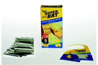 Антимоль Супер Бат пластины цитрус в упак. (03-003)