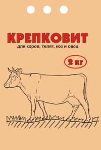 Крепковит для крупного рогатого скота 2кг