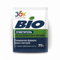 Биоочиститель для выгребных ям и септиков JOY 70гр.