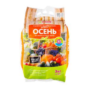 ОМУ Биона - Осень 3 кг.
