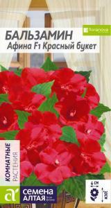 Бальзамин Афина Красный букет 5шт